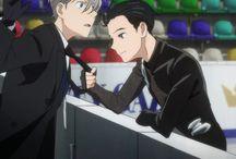 Viktor and Yuri