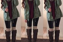 winter outfits warm