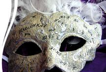 Masquerade / Masks, masked ball, atelier