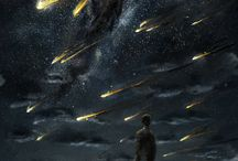 sky, space...