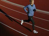 Running / by Sherri-Lynn Kendrick