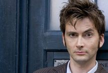 David Tennant / by Charlie Bear