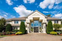 SOLD! - $2,075,000 I 22 Thames Dr Livingston,NJ $2,075,000 / Luxury residence in #Livingston #NJ