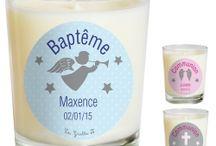 Cadeaux de baptême et de communion. / Des cadeaux made in France et personnalisés pour les baptêmes et communions.
