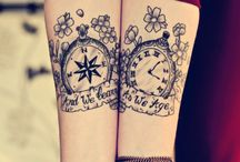 Tattoo Love  / by Amanda Weimer