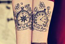 Tattoo Love  / by Amanda Weimer