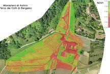 Servizi con droni, per l'agricoltura