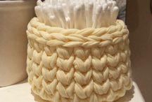 Вязание из трикотажной пряжи / Вязание из трикотажной пряжи