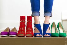 Soft to Touch Spring 2015 Trend / Soft to Touch - Soft suede's in vibrant colours!