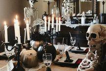 Leslie's Halloween Party