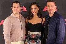 Henry Cavill at the Batman v Superman photocall in Mexico / Henry Cavill, Ben Affleck, Gal Gadot and director Zack Snyder pose for pictures during the Batman v Superman movie photocall at St Regis Hotel in Mexico City, Mexico on March 19, 2016.