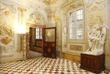 Percorso museale Palazzo Sansedoni / #arte #museo #PalazzoSansedoni #FondazioneMps #opere #cultura