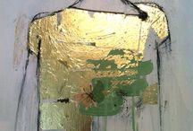 Gold | metal leaf