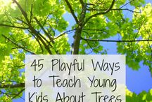 Nature activites for kids
