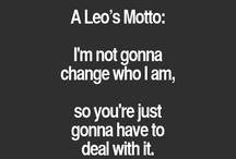 """Leo """"zodiac"""""""