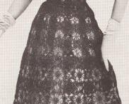 Crochet Dresses & Skirts / by Noël Crave