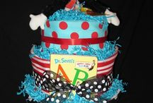 Diaper/Towel Shower Cakes / by Colleen Gallinger