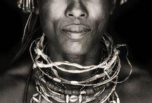 Foto's Afrikaanse mensen