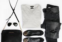 Stylizacje / Ubrania w których bym się widziała