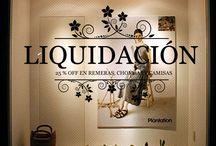 Vinilos Liquidación