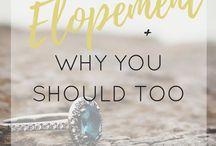 Wedding Ideas: Elopement