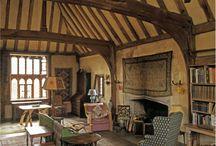 15th/16th century interiors