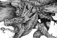 Dragons / by Hannah Schmidt