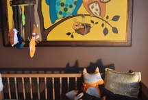 Baby Schmidt's room! / by Rebecca Smith