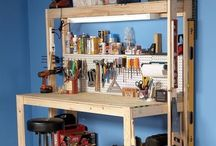 DIY - Furniture / by Chelsea Mezzell