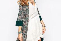 Femme look #Kimono
