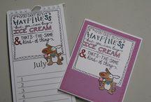 CTMH June 2015 Ice Cream Dream SOTM