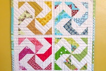 Mini Quilts / by Jenny Doepker