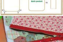 Almofa arte e decoração / Almofadas feitas com o coração