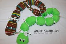 Autism awareness crafts
