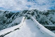 SNOW / Winter is coming in Andorra....