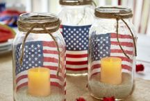 July 4th / Celebrate the patriotic holiday with a collection of recipes, crafts and party ideas! / by Hearst