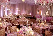 Pink Glamourous Wedding