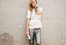 Shimmer, silver, platinum  / Anything stylish / by Karen J.