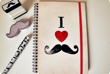 Mustaches...The newest thing :)