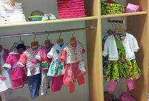 Abbigliamento Bimba / Girandole e girasoli via Lo Frasso 07041 Alghero  Catimini, Kenzo....