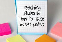 Academic Group Ideas / by Ashley Hermann