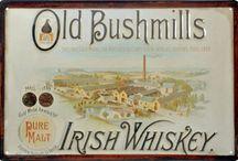 Irish Whiskey Labels
