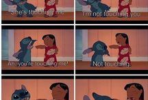 Lilo and Stitch / Lilo and Stitch stuff / by Queen Elsa of Arendelle
