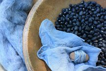Eco Friendly Dying - Plant Dyes / by Jennifer Wright