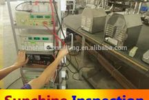 Meat Grinder Final Random Quality Inspection Service