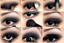 #MAKE UP - Beat up your face / Make-up tutorials, tips