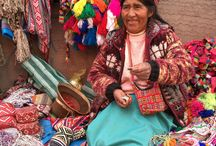 Shopping Peru / The wonderful markets, street vendors and textiles of Peru.