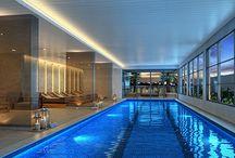 piscina aquecida dos sonhos