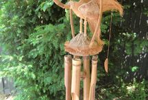 Windgong (Wind Chimes) / by Janny Huyzer
