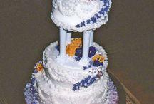 Wilton Wedding Cakes